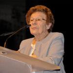 Pierrette Sarrazin expose l'action sociale