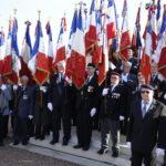 Parmi les porte-drapeaux