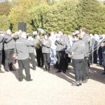 Les musiciens du Brassband à tout vent