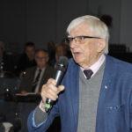 Lucien Marès intervient sur le Comité d'Honneur