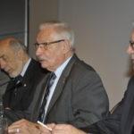 Serge Auffredou expose l'activité du Secrétariat Général