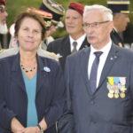 Serge Auffredou et Mme Antoine