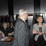 Le Secrétaire Général accueille Madame Fouret