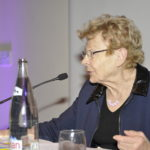 Pierrette Sarrazin, Vice-Présidente