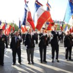 Nos porte-drapeaux toujours fidèles