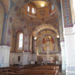 L'autel de la Basilique