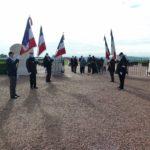 Les Porte-drapeaux accueillent les personnalités