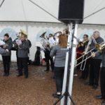 Les musiciens du Brass Band Atout Vent